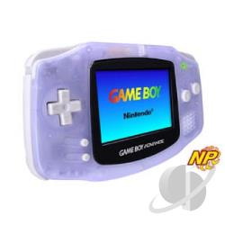 Game Boy Advance - Glacier GBA Cover Art