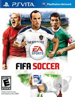 FIFA Soccer PSV Cover Art