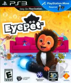 EyePet PS3 Cover Art