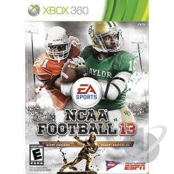 NCAA Football 13 XB360 Cover Art