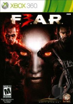 F.E.A.R. 3 XB360 Cover Art