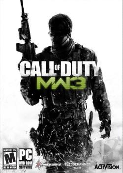Call of Duty: Modern Warfare 3 PCG Cover Art