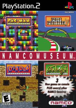 Screens Zimmer 5 angezeig: namco museum ps2