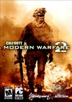 Call of Duty: Modern Warfare 2 PCG Cover Art