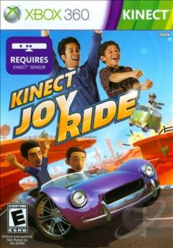 Kinect Joy Ride XB360 Cover Art