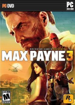 Max Payne 3 PCG Cover Art
