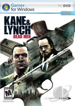 Kane & Lynch: Dead Men PCG Cover Art