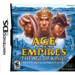 Age of Empires: The Age of Kings NDS Cover Art