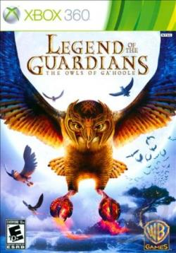 Legend of the Guardians: The Owls of Ga'Hoole XB360 Cover Art