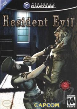 Resident Evil GQ Cover Art