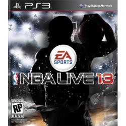 NBA Live 13 PS3 Cover Art