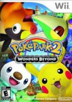 Pok�Park 2: Wonders Beyond WII Cover Art