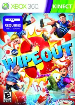 Wipeout 3 XB360 Cover Art