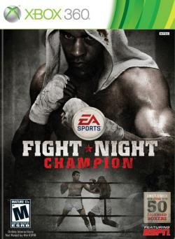 Fight Night Champion XB360 Cover Art