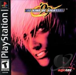 King Of Fighters '99 PS Cover Art