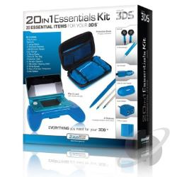 20-in-1 Essentials 3DS Cover Art
