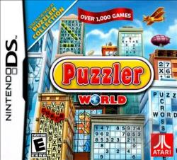 Puzzler World NDS Cover Art