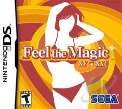 Feel the Magic: XY/XX NDS Cover Art