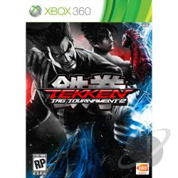 Tekken Tag Tournament 2 XB360 Cover Art