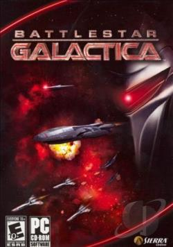 Battlestar Galactica PCG Cover Art