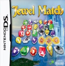 Jewel Match NDS Cover Art
