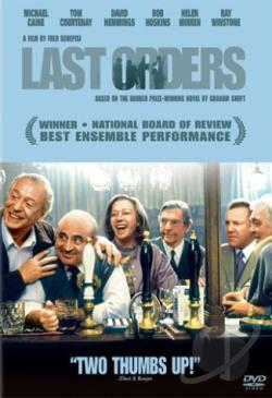 Last Orders DVD Cover Art