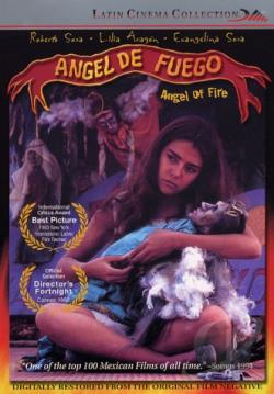 Angel De Fuego DVD Cover Art