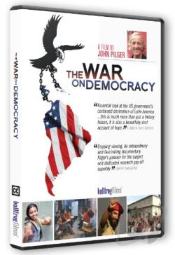War on Democracy DVD Cover Art
