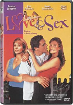 Love & Sex DVD Cover Art