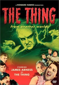 Thing DVD Cover Art