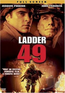 Ladder 49 DVD Cover Art
