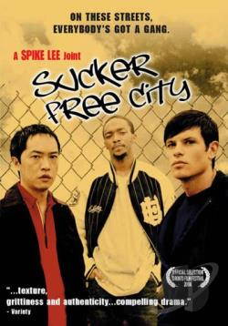 Sucker Free City DVD Cover Art