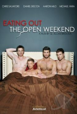 Eating Out: The Open Weekend DVD Cover Art