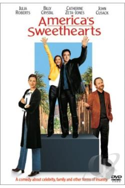 America's Sweethearts DVD Cover Art
