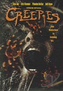 Creepies DVD Cover Art