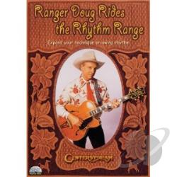 Ranger Doug Rides The Rhythm Range DVD Cover Art