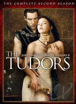 Tudors - The Complete Second Season DVD Cover Art