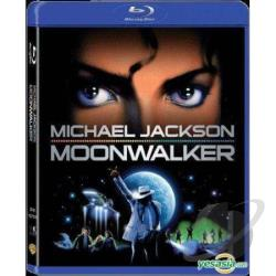Michael Jackson - Moonwalker BRAY Cover Art