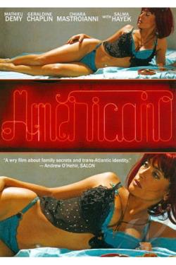 Americano DVD Cover Art