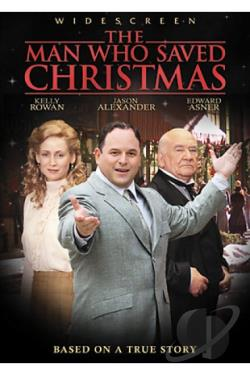 Man Who Saved Christmas DVD Cover Art