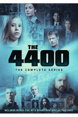 4400 - The Complete Series DVD Cover Art