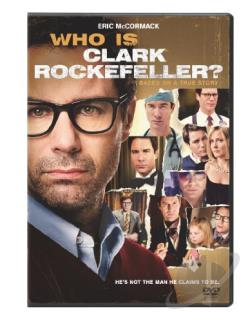 Who Is Clark Rockefeller? DVD Cover Art