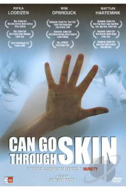 Can Go Through Skin DVD Cover Art