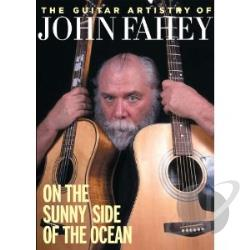Guitar Artistry of John Fahey DVD Cover Art