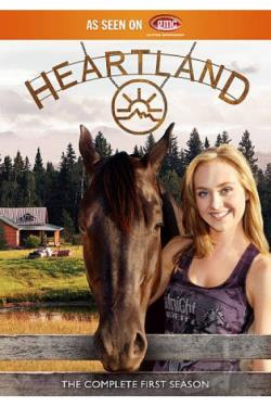 Heartland - The Complete First Season DVD Cover Art