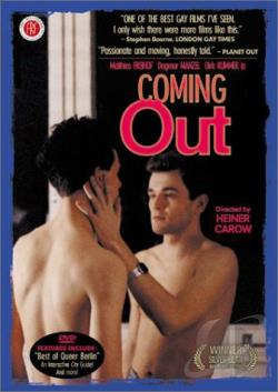 Coming Out DVD Cover Art