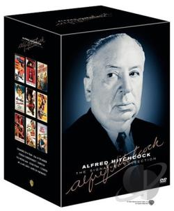 Alfred Hitchcock - The Signature Collection DVD Cover Art