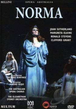 Norma DVD Cover Art