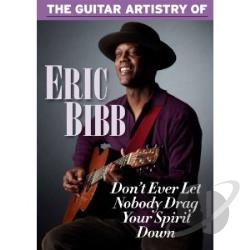 Guitar Artistry of Eric Bibb DVD Cover Art