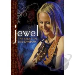 Jewel - The Essential Live Songbook DVD Cover Art